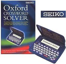 Comprar Seiko Sports Edition - Dispositivo electrónico para crucigramas, azul