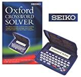 Seiko Oxford Crossword Solver Pocket Edition