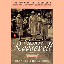 Eleanor Roosevelt, Volume II: The Defining Years, 1933-1938 Audiobook by Blanche Wiesen Cook Narrated by Kate Reading