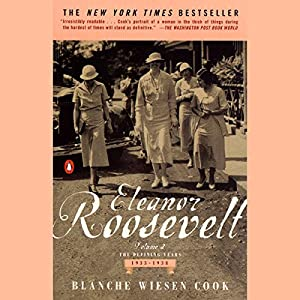 Eleanor Roosevelt, Volume II Audiobook