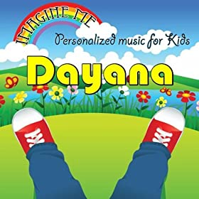 Amazon.com: Happy Birthday to Dayana (Daeanna): Personalized Kid Music
