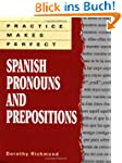 Spanish Pronouns And Prepositions (Pr...
