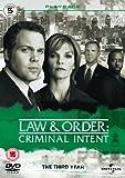 Law & Order: Criminal Intent - Season 3 [Import anglais]
