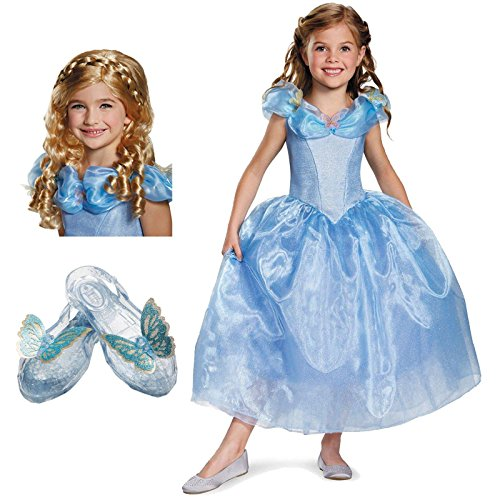 Cinderella Child Costume Kit Toddler
