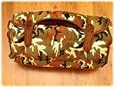 Ozark Mountain Kids Camouflage Minky Nap Mat