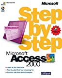 img - for Microsoft  Access 2000 Step by Step book / textbook / text book