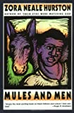 Mules and Men (0060916486) by Zora Neale Hurston