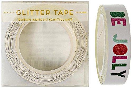 Meri Meri Ho Ho Ho Glitter Tape - 1