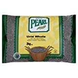 White Pearl Urid Whole 2 kg (Pack of 3)