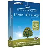 Who Do You Think You Are? Family Tree Maker Deluxe Editionby Avanquest Software