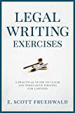 img - for Legal Writing Exercises: A Practical Guide to Clear and Persuasive Writing for Lawyers book / textbook / text book