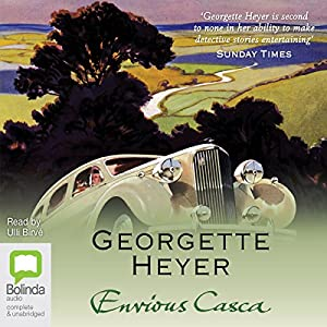 Envious Casca: Inspector Hemingway Series, Book 2 Audiobook