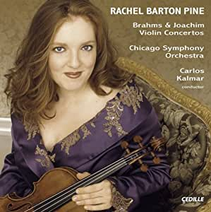 Brahms & Joachim Violin Concer