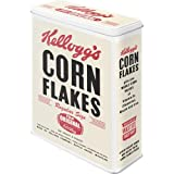 Nostalgic-Art 30303 Kellogg's Corn Flakes Retro Package