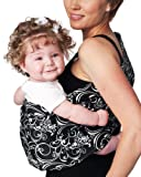 Hotslings Adjustable Pouch Baby Sling, Silhouette, Regular by Hotslings