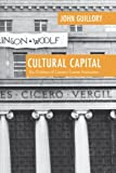 img - for Cultural Capital: The Problem of Literary Canon Formation book / textbook / text book