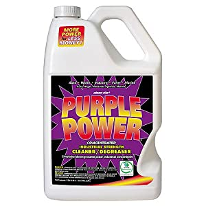 One Gallon of Purple Power Industrial Strength Cleaner Degreaser by Clean-rite