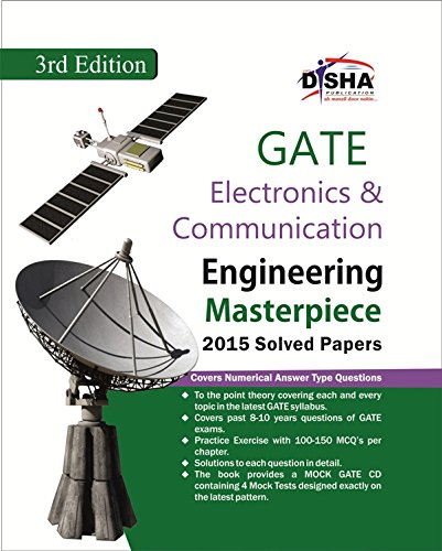 GATE Electronics & Communication Engineering Masterpiece 2016 with 4 Mock Test CD (Old Edition)