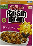 Kellogg's Raisin Bran, 18.7 Ounce (Pack of 3)