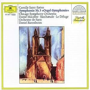 Saint-Saens: Symphony No. 3- Organ / Samson et Dalila Bacchanale / Danse Macabre