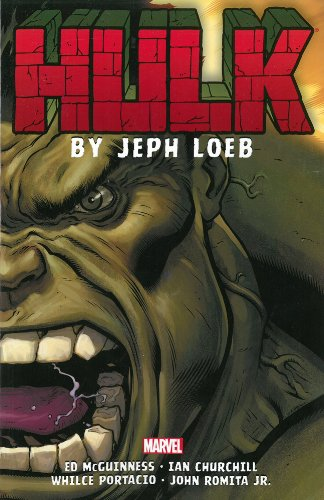 Hulk By Jeph Loeb Complete Collection 02 (Incredible Hulk)