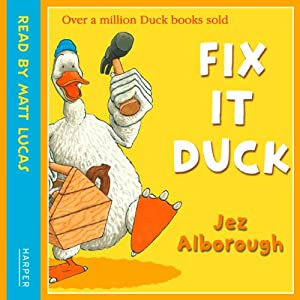 Fix-It Duck Audiobook