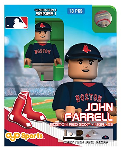 MLB Boston Red Sox John Farrell OYO G4S1 Minifigure