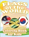 Flags of the World (Coloring Book for Kids)