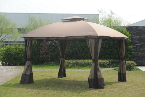 Big Lots South Hampton Gazebo Canopy Replacement Only No