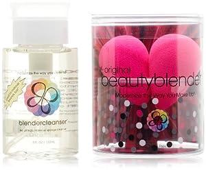 Beautyblender - Double Blender Sponge & Cleanser Kit