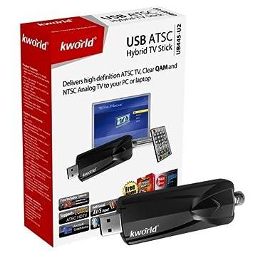 Catalog Drivers = TV-Tuner KWorld. (none) KWorld DVB-T 210 Hybrid TV, PCIVE
