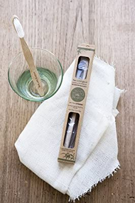 Bamboo Toothbrush by Brush With Bamboo