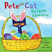 Pete the Cat: Big Easter Adventure | James Dean