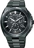[シチズン]CITIZEN 腕時計 ATTESA アテッサ Eco-Drive エコ・ドライブ 電波時計 クロノグラフ AT3014-54E メンズ