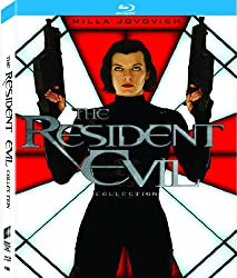 Resident Evil 5-Pack (Bilingual) [Blu-ray]