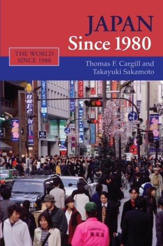 Japan Since 1980 (The World Since 1980)
