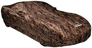 Coverking Custom Fit Car Cover for Select Plymouth Reliant Models - Silverguard (Realtree)