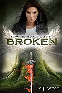 Broken by S.J. West ebook deal