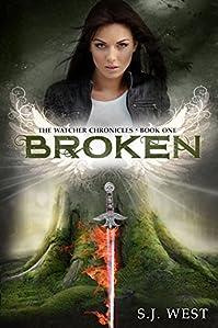 Broken by S.J. West ebook deal