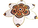 Designer Rangoli Made ON PVC SHEET R13