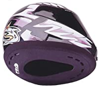 "WINDJAMMER 2 ""REDUCES WIND NOISE"" fits all Full Face Helmets. The original often copied ! from Proline"