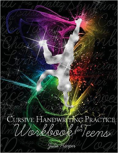 Buy Cursive Handwriting Practice Workbook for Teens Book Online at ...