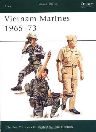 Vietnam Marines 1965-73 (Elite)