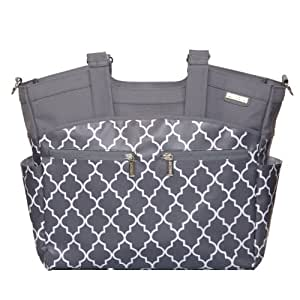 buy jj cole camber diaper bag stone arbor online at low prices in india am. Black Bedroom Furniture Sets. Home Design Ideas