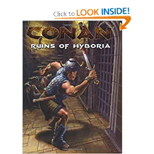 Conan: Ruins of Hyboria by Vincent Darlage