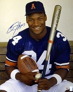 Bo Jackson Autographed Signed Auburn 16x20 Photo PSA DNA #T43086