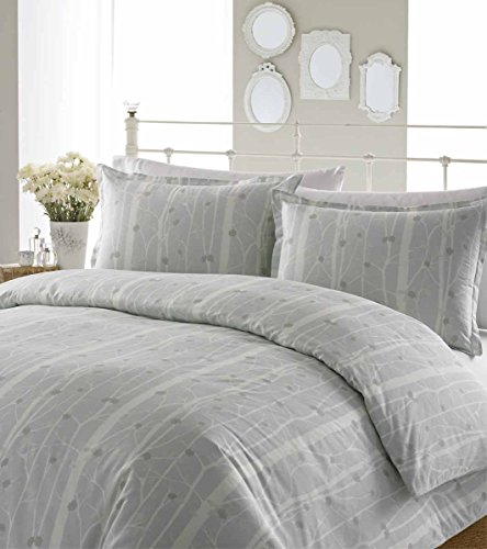 Laura Ashley Cottonwood Duvet Cover Set, Full/Queen front-989447