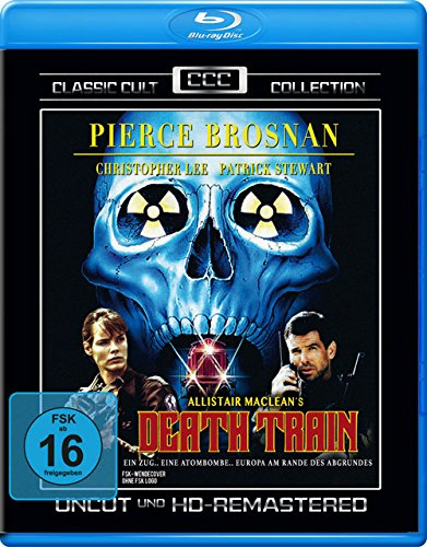 Death Train - Uncut/HD Remastered - Classic Cult Collection [Blu-ray]
