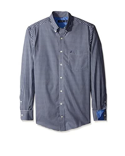 Nautica Men's Checked Shirt