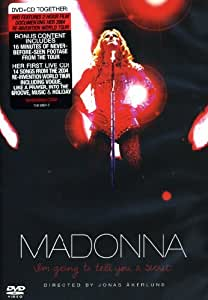 Madonna - I'm Going To Tell You A Secret (DVD + CD)